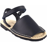 Sapatos Rapaz Sandálias Duendy 9361 azul Azul
