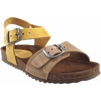 Sapatos Rapaz Sapatos de caminhada Interbios Sandália para meninos Amarelo