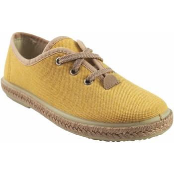 Sapatos Rapaz Ciclismo  Vulpeques Sapato  1000 st mostarda Amarelo