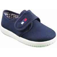 Sapatos Rapaz Multi-desportos Vulpeques Tela infantil  azul de 132 pbt Azul