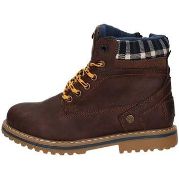 Sapatos Criança Botas baixas Wrangler WJ17213 Castanho
