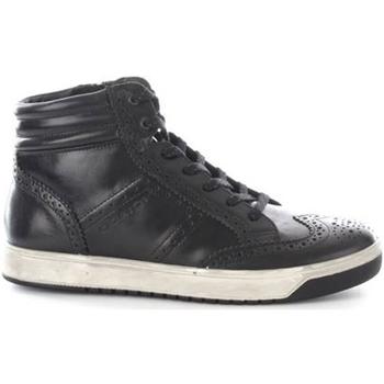 Sapatos Homem Sapatilhas de cano-alto IgI&CO 6712000 Preto