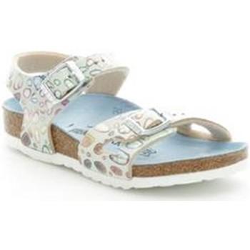 Sapatos Rapariga Sandálias Birkenstock 731893 Azul