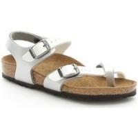 Sapatos Rapaz Sandálias Birkenstock 310053 Cinza