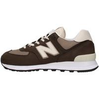 Sapatos Homem Sapatilhas New Balance ML574SHP Castanho