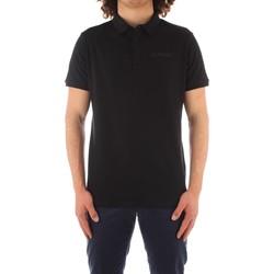 Textil Homem Polos mangas curta Trussardi 52T00488 1T003603 Preto