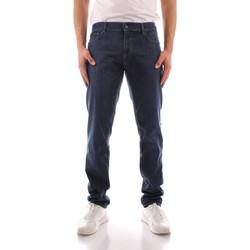 Textil Homem Calças Jeans Trussardi 52J00000 1Y000149 Azul