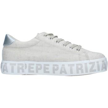 Sapatos Mulher Sapatilhas Patrizia Pepe PPJ63 Prata