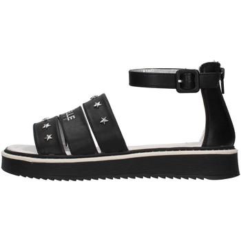 Sapatos Mulher Sandálias GaËlle Paris G-961 Preto