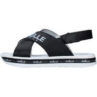 Sapatos Mulher Sandálias GaËlle Paris G-821 Preto
