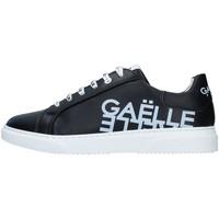Sapatos Mulher Sapatilhas GaËlle Paris G-620 Preto