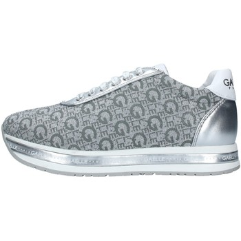 Sapatos Mulher Sapatilhas GaËlle Paris G-681 Prata