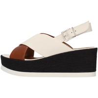Sapatos Mulher Sandálias Tres Jolie 2801/JIL/MS Castanho