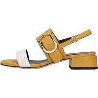 Sapatos Mulher Sandálias Tres Jolie 2083/MUSA Amarelo