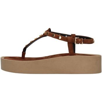 Sapatos Mulher Sandálias Tres Jolie 2071/ALOE Castanho