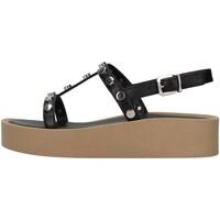 Sapatos Mulher Sandálias Tres Jolie 2080/ALOE Preto
