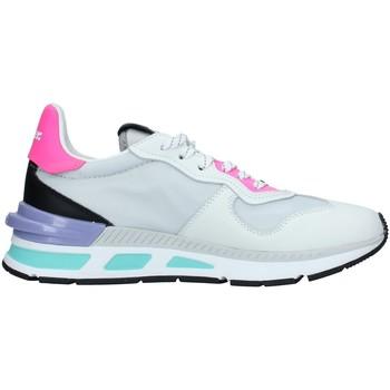 Sapatos Mulher Sapatilhas Blauer S1HILESXL02/NEL Branco