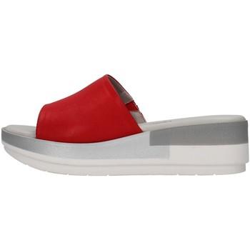 Sapatos Mulher Chinelos Melluso 018854 Vermelho