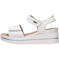 Sapatos Mulher Sandálias Melluso 036012 Branco