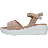 Sapatos Mulher Sandálias Melluso R80403A Bege