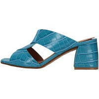 Sapatos Mulher Chinelos Melluso N705 Azul