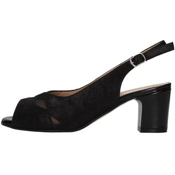 Sapatos Mulher Sandálias Melluso S630 Preto