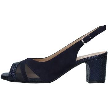 Sapatos Mulher Sandálias Melluso S631 Azul