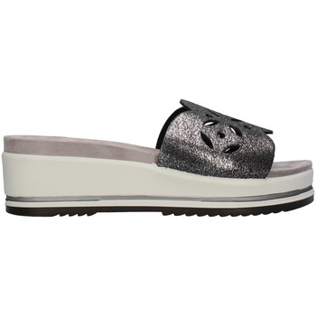 Sapatos Mulher Chinelos Enval 7284411 Preto