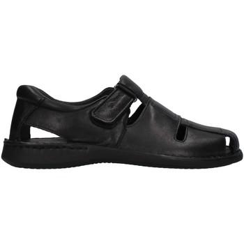 Sapatos Homem Sandálias Enval 7222200 Preto