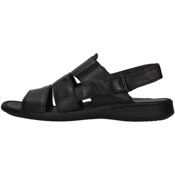 Sapatos Homem Sandálias Enval 7222100 Preto