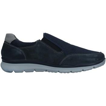 Sapatos Homem Sapatilhas Enval 7218022 Azul