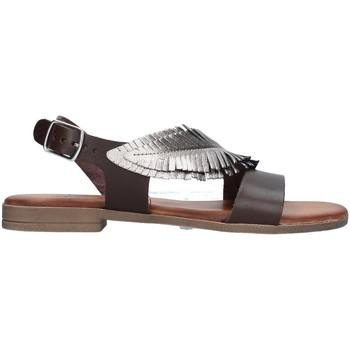 Sapatos Mulher Sandálias IgI&CO 7176022 Castanho