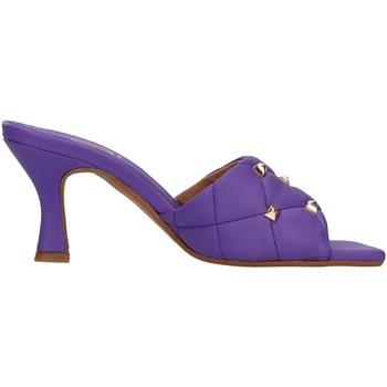 Sapatos Mulher Chinelos Balie' 587 Violeta