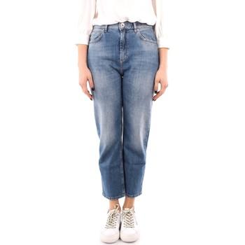 Textil Mulher Calças Jeans Marella RSLIM Azul