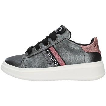 Sapatos Rapariga Sapatilhas Café Noir C-740 Cinza