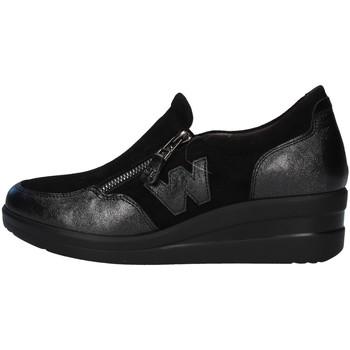 Sapatos Mulher Sapatilhas Melluso R25856 Preto