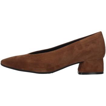 Sapatos Mulher Escarpim Melluso D5166 Castanho