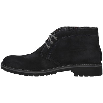 Sapatos Homem Botas baixas IgI&CO 6108633 Azul