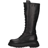 Sapatos Mulher Botas Janet Sport 46702 Preto