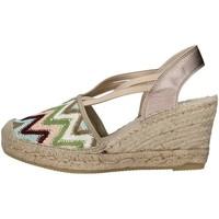 Sapatos Mulher Sandálias Vidorreta 18400 Bege