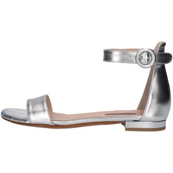 Sapatos Mulher Sandálias Albano 4220 Prata
