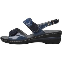 Sapatos Mulher Sandálias Melluso K95721 Azul
