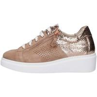 Sapatos Mulher Sapatilhas Melluso R20716L Rosa