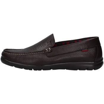 Sapatos Homem Mocassins CallagHan 18001 Castanho