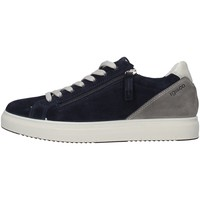 Sapatos Homem Sapatilhas IgI&CO 5138900 Azul