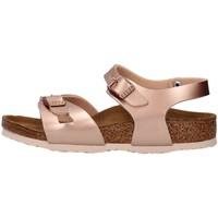 Sapatos Rapariga Sandálias Birkenstock 1012520 Rosa