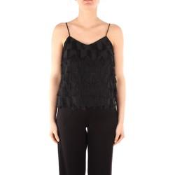 Textil Mulher Tops / Blusas Marella LILIA Preto