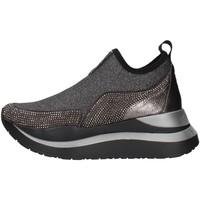 Sapatos Mulher Sapatilhas Café Noir DC985 Cinza