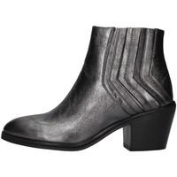 Sapatos Mulher Botins Luciano Barachini DD152G Cinza