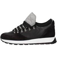 Sapatos Homem Sapatilhas Triver Flight 344-02D3 Preto